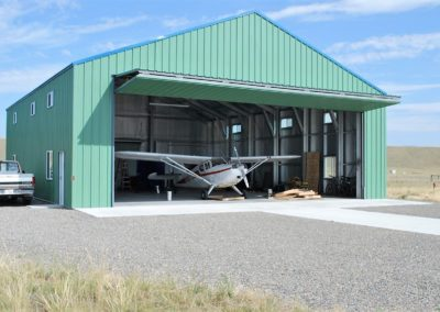 1Airplane Hangar home page