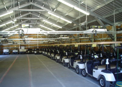 UABS Golf Buggy Shed FL 2