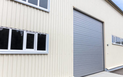 Warehouses Buildings Prefabricated